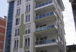Patara Apartmanı Yapım Yılı : 2008